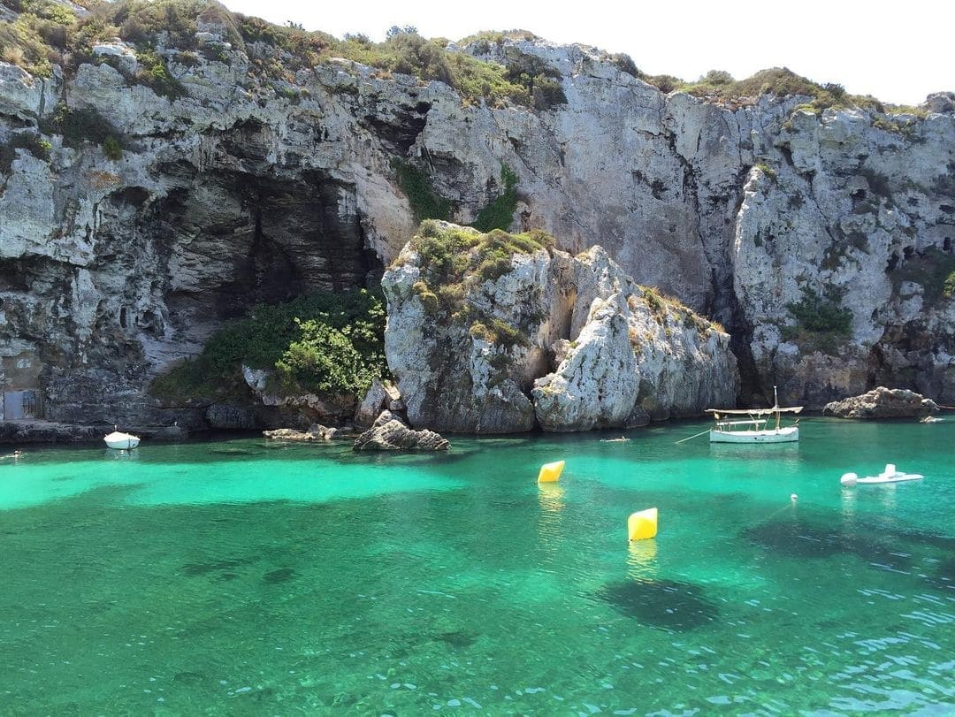 cales coves minorca